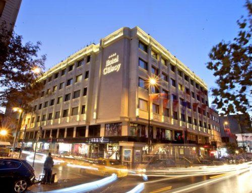 هتل ۴ ستاره گرند گولسوی استانبول(Grand Gulsoy Hotel Istanbul)