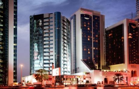 هتل ۵ ستاره کرون پلازا دیره(Crown Plaza ِderia dobai)