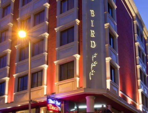هتل ۴ ستاره بلک برد استانبول (Black Bird Hotel Istanbul )