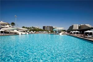 هتل 5 ستاره کروانسرای لارا Kervansaray Lara Hotel