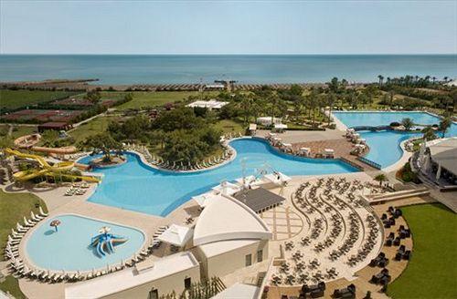 هتل 5 ستاره ریکسوزلارس Rixos Lares Hotel