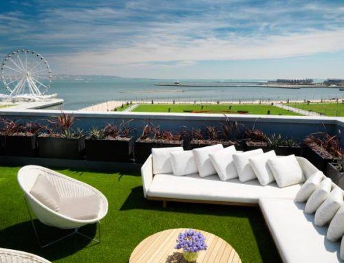 هتل ۵ ستاره این توریست باکو
