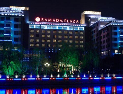 هتل ۵ ستاره رامادا پلازا(Ramada Plaza)