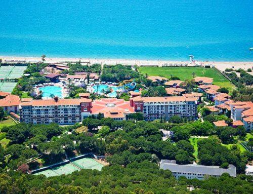 هتل بلکنتی آنتالیا(BELCONTI HOTEL Antalya)