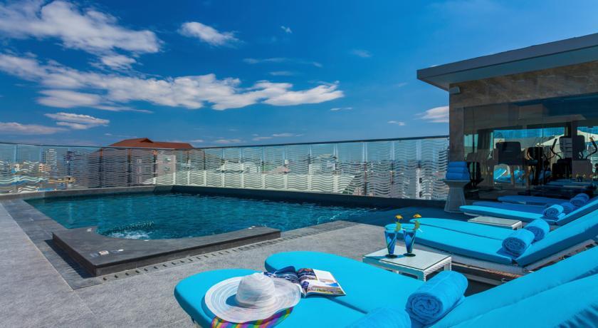 هتل ۴ ستاره سنترا اونیو پاتایا(Centera Avenue Hotel Pattaya)