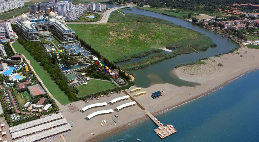 هتل ۵ ستاره آدالیا الیت لارا آنتالیا (Adalya Elite Lara Hotel Antalya)