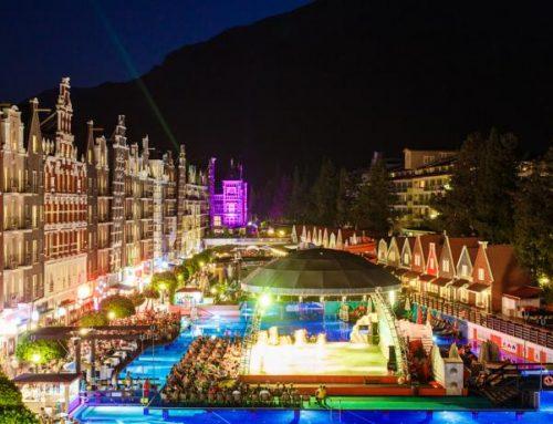 هتل ۵ ستاره اورنج کانتی آنتالیا
