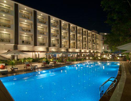 هتل ۴ ستاره ناگوا گرند گوا(nagoa grand hotel goa)