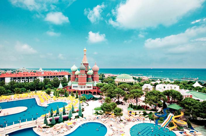 هتل 5 ستاره WOW Keremlin