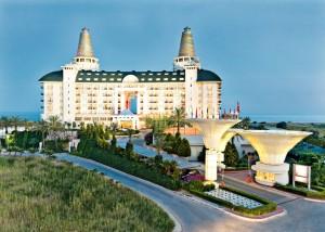 هتل 5 ستاره دلفین دیوا Delphin Diva Hotel